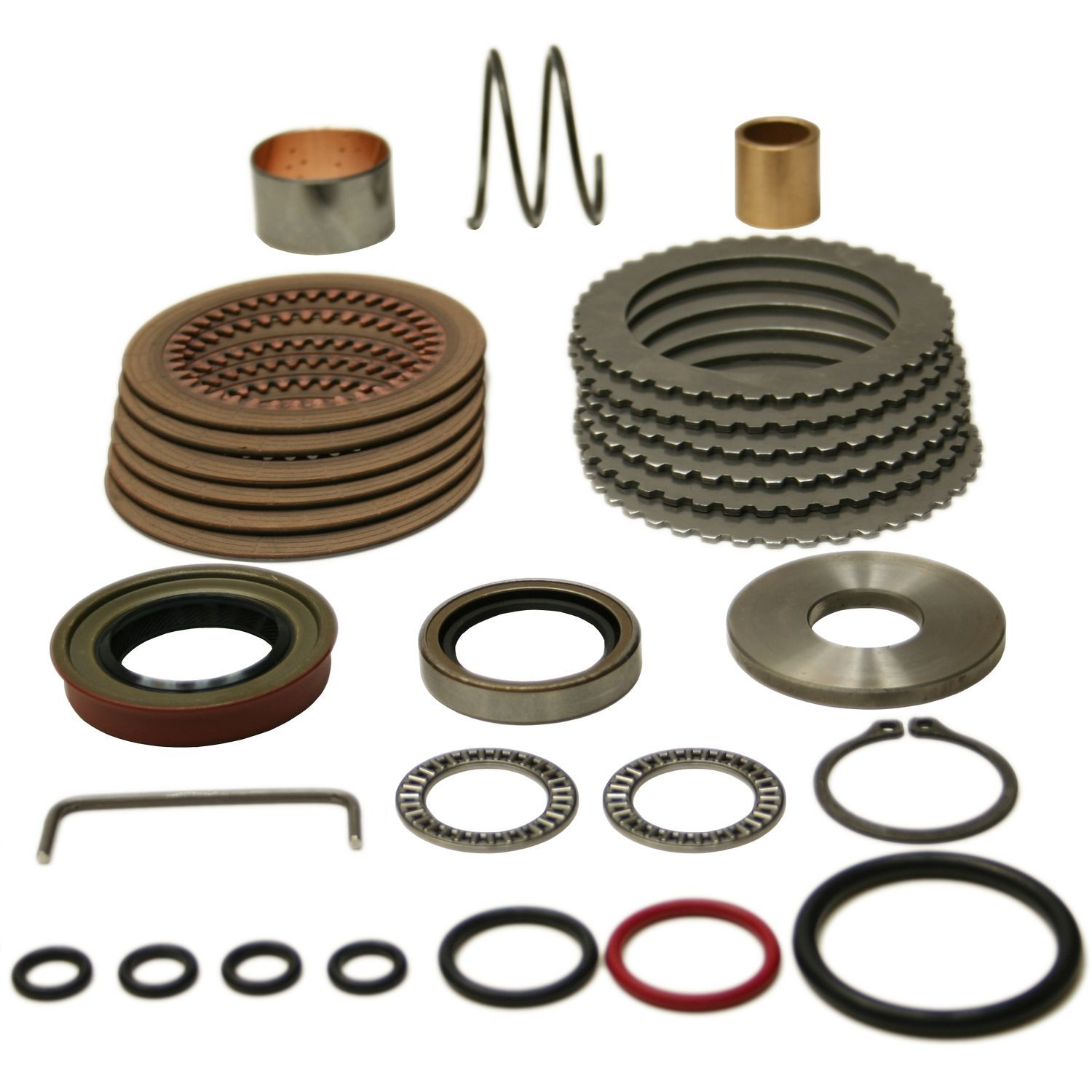 Transmission Rebuild Kits & Components