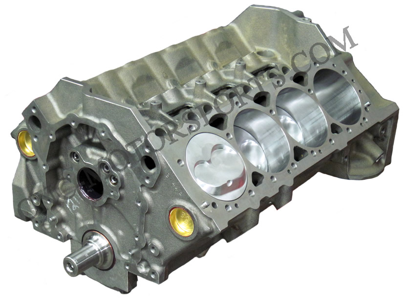 Small Block Chevy Race Ready Short Blocks – Engines at CNC