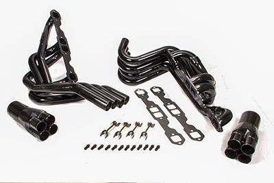 Chevy 180 Crossover Headers