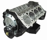 Small Block Chevy Short Blocks Deluxe