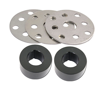 Pulley Spacers & Guides