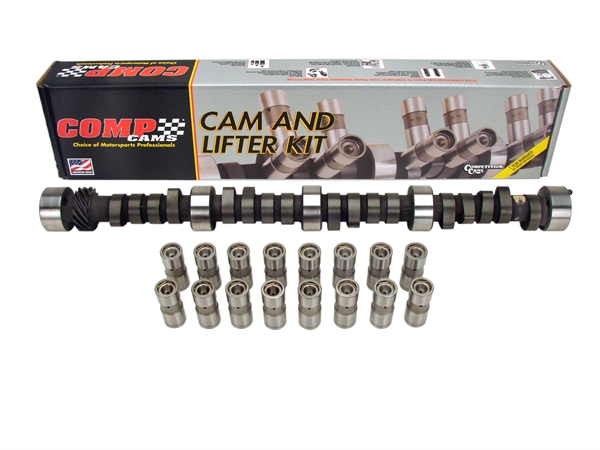 COMP Cams CL20-224-4 Camshaft and Lifter Kit