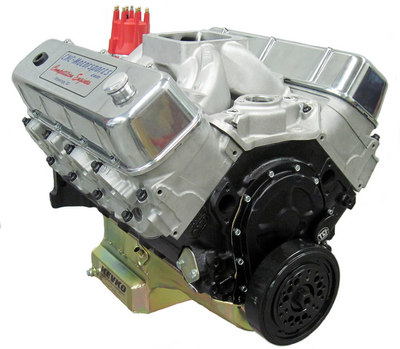 BB Chevy 496 Stroke Crate Engine - 670+ Horsepower