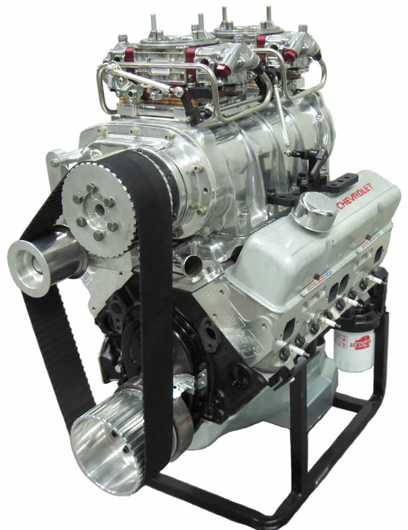 Sb Chevy 383 Street Crate Engine With 6