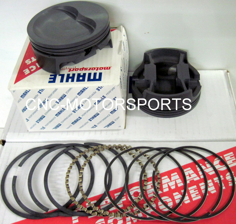 Mahle Pistons LS2 Forged Pistons 930219330