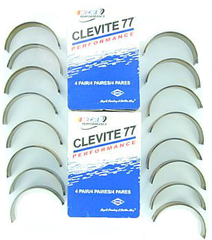 Pair Clevite CB-1286P-.026MM Engine Connecting Rod Bearing