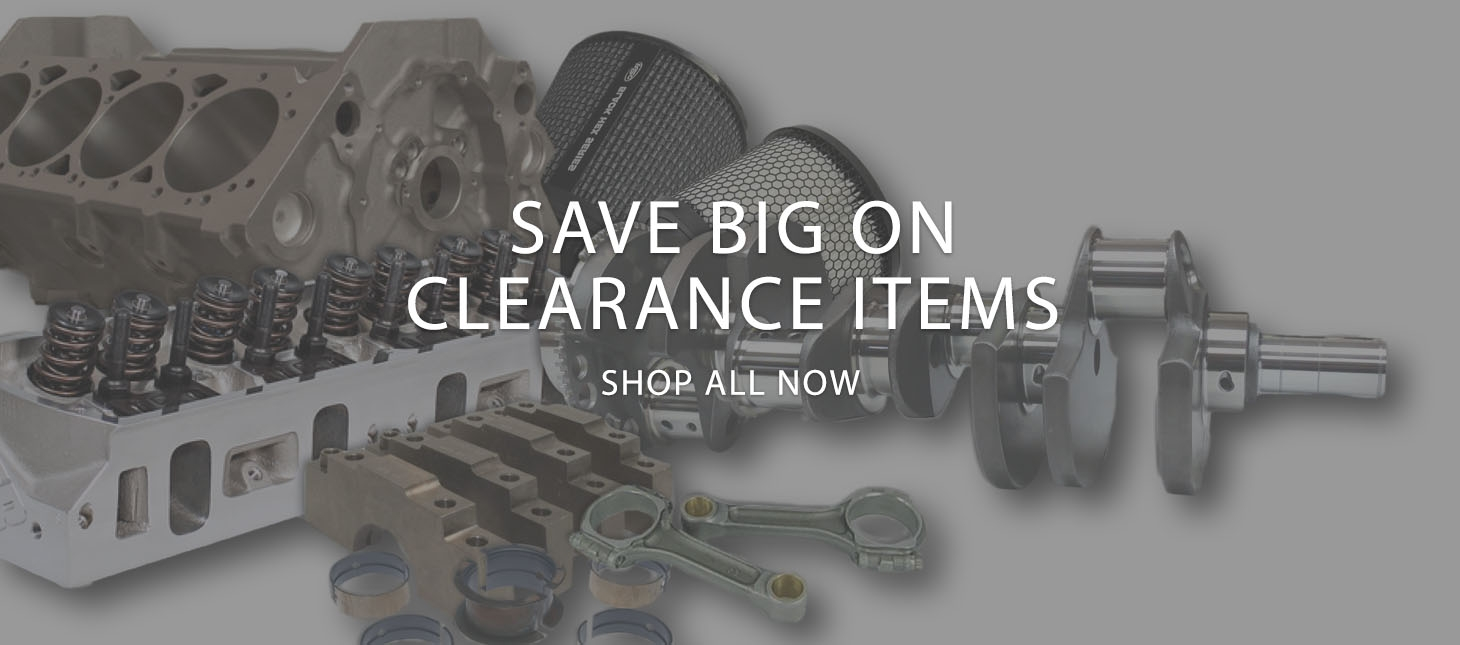 Clearance Items On Sale