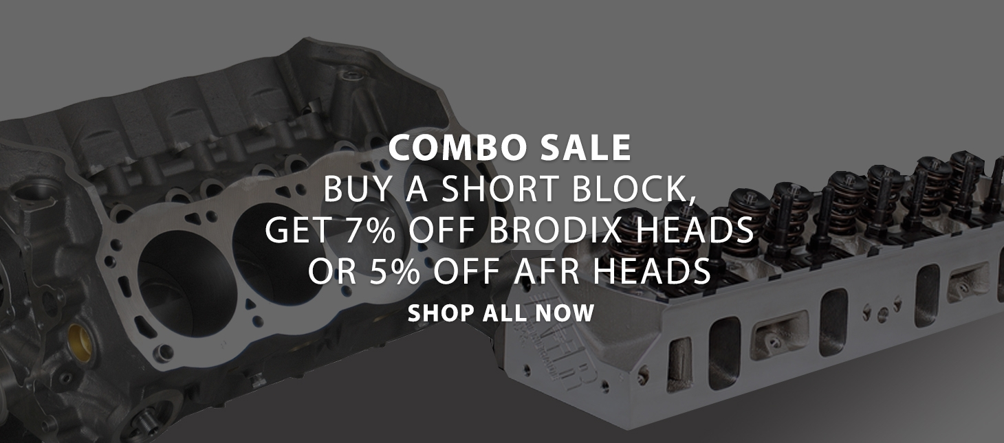 Short Block Combo Sale