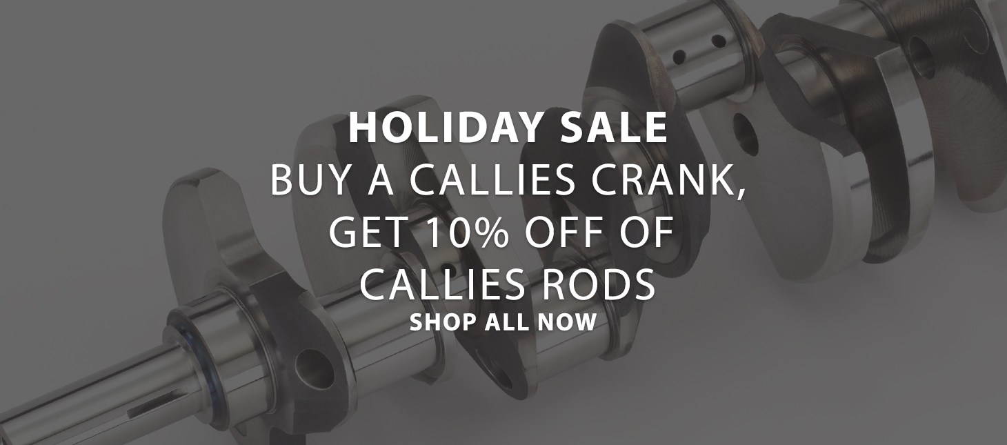 Callies Crank & Rod Sale