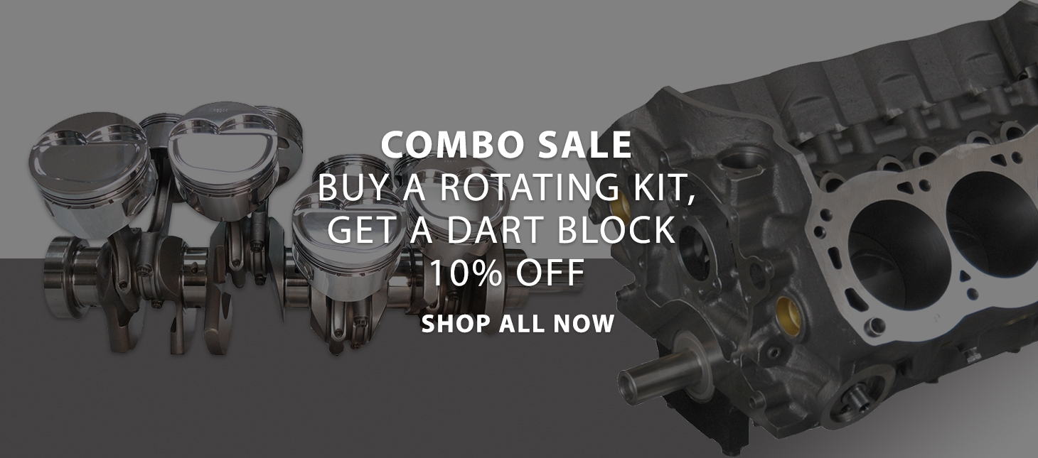 Short Rotating Kit Combo Sale