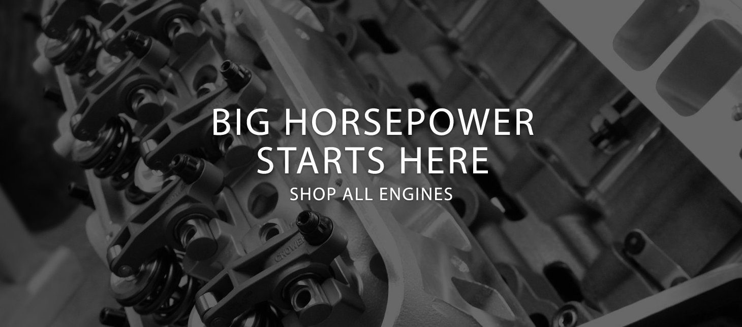 Horsepower Starts Here