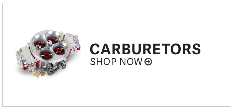 Shop Carburetors